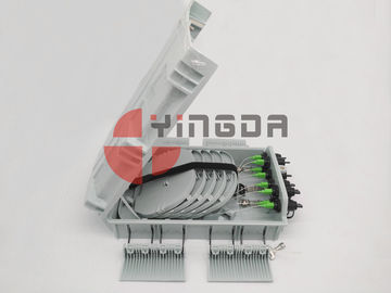 FTTH Pole Mount Optical Splitter Box 96 Cores For Huawei pre-connectorized drop cable